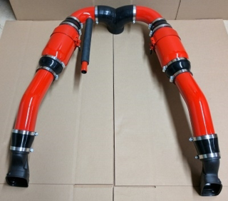 Picture of NeedsWings E550 Dual Cold Air Intake